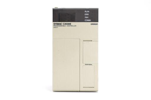 オムロン CPUユニット C200HE-CPU11 (97年6月製)