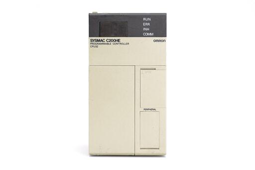オムロン CPUユニット C200HE-CPU32 (02年2月製)