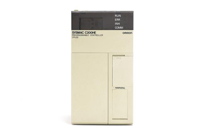 オムロン CPUユニット C200HE-CPU32 (96年1月製)