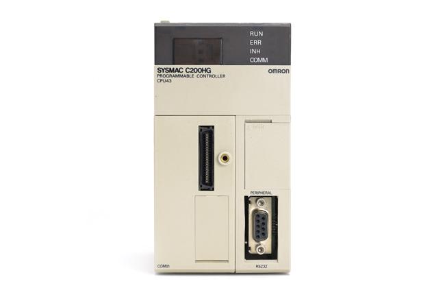 オムロン CPUユニット C200HG-CPU43 (07年12月製)