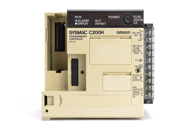 オムロン CPUユニット C200H-CPU11 (92年4月製)