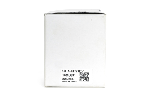 オムロン HDハイビジョンカメラ STC-HD93DV