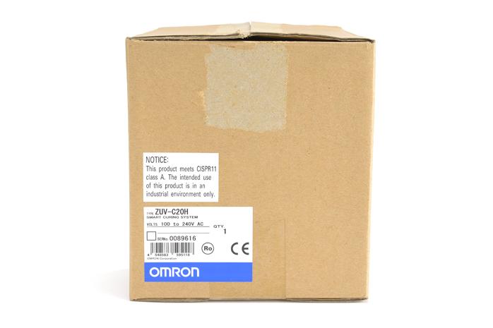 オムロン UV-LED照射器(コントローラ) ZUV-C20H