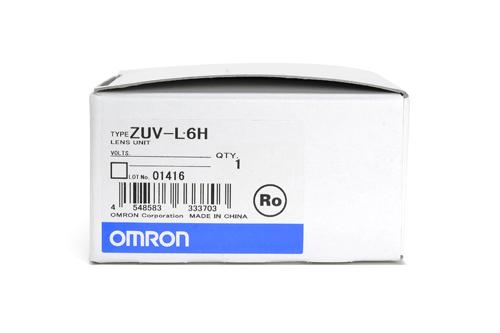 オムロン UV-LED照射器(レンズ) ZUV-L6H