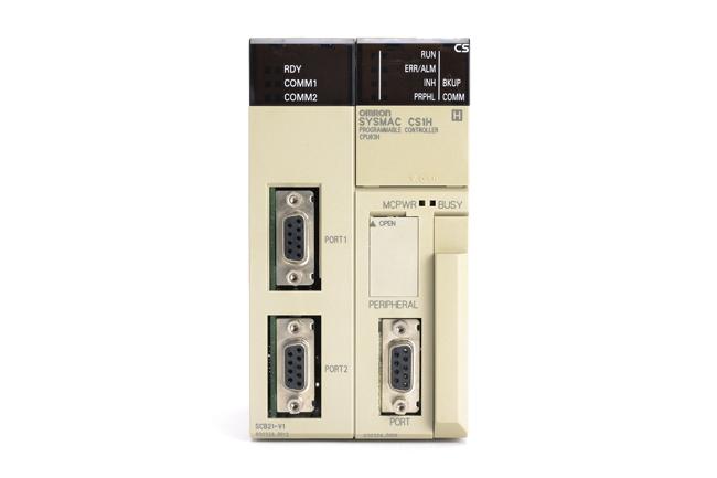 オムロン CPUユニット CS1H-CPU63H (03年3月製)