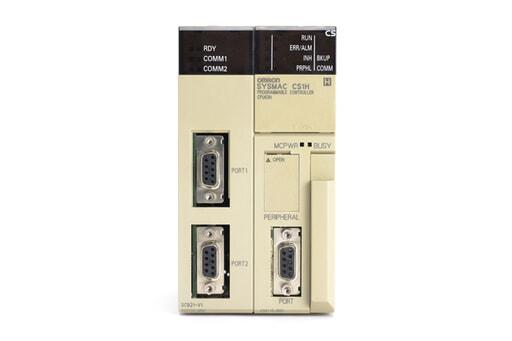 オムロン CPUユニット CS1H-CPU63H (03年1月製)