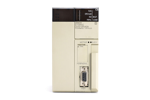 オムロン CPUユニット CS1G-CPU42H (06年6月製)
