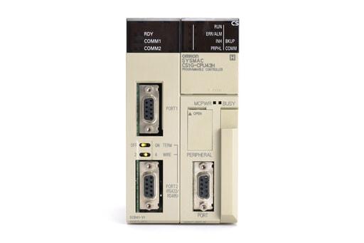 オムロン CPUユニット CS1G-CPU43H (04年4月製)