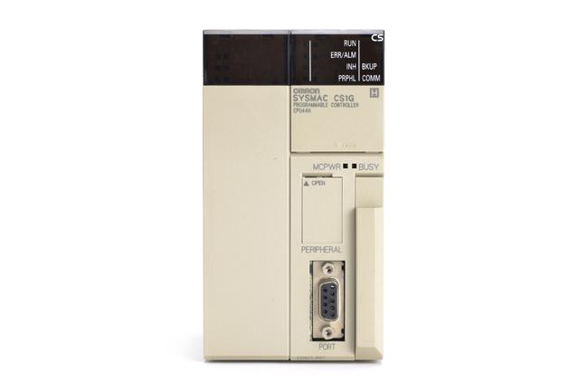 オムロン CPUユニット CS1G-CPU44H (03年6月製)