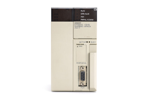 オムロン CPUユニット CS1G-CPU42-V1 (00年3月製)