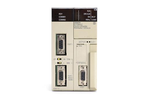 オムロン CPUユニット CS1G-CPU43H (04年6月製)