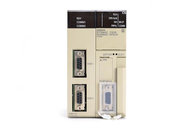 オムロン CPUユニット CS1G-CPU43H (03年4月製)