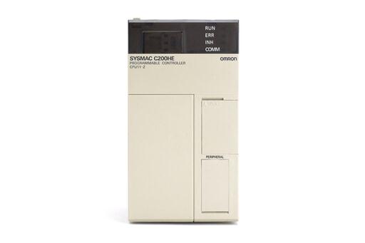 オムロン CPUユニット C200HE-CPU11-Z (12年12月製)