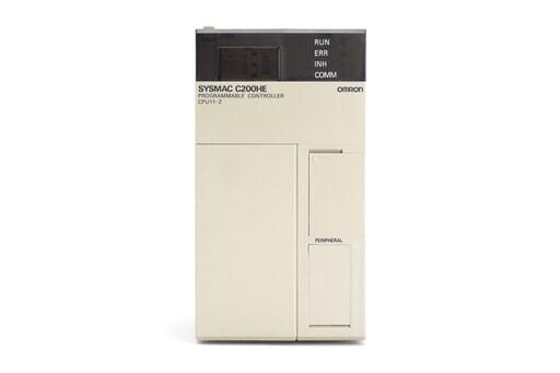 オムロン CPUユニット C200HE-CPU11-Z (13年8月製)