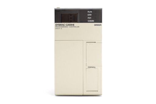 オムロン CPUユニット C200HE-CPU11-Z (13年10月製)