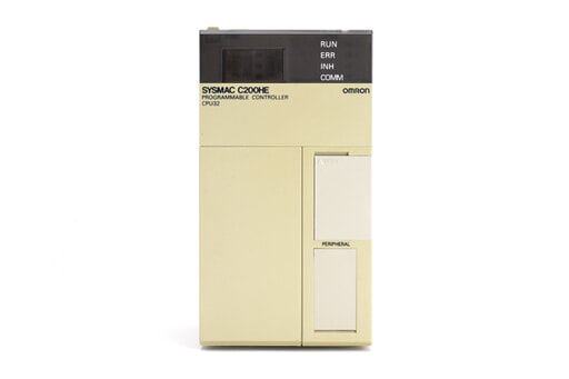 オムロン CPUユニット C200HE-CPU32 (98年6月製)