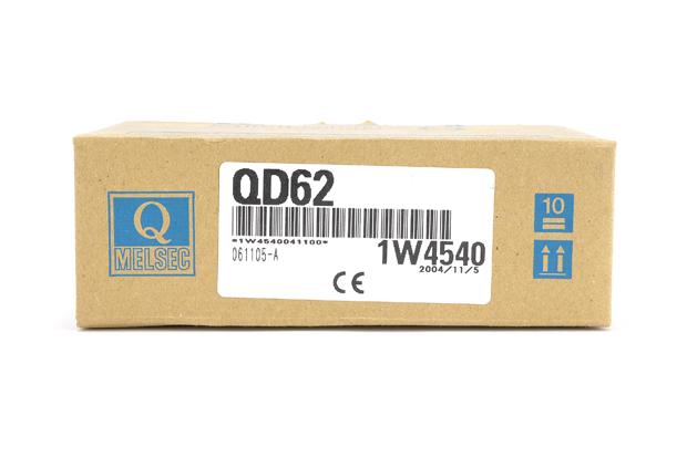 三菱 高速カウンタユニット QD62 (04年11月製)