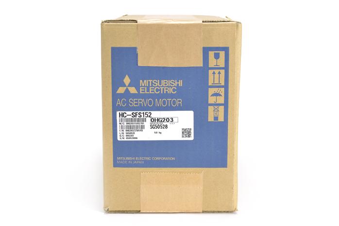 三菱 サーボモータ HC-SFS152