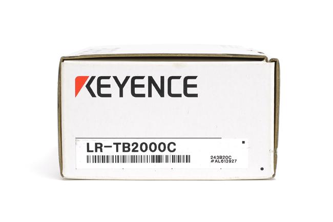 キーエンス 検出距離2m コネクタタイプ レーザクラス2 LR-TB2000C