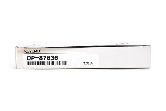 キーエンス コネクタケーブル M12ストレート 2m 耐油 OP-87636