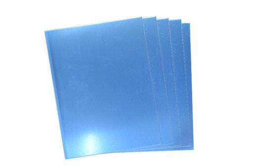 アルミ板(A5052) t2.5×150×200mm 5枚入り