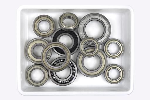 いろいろなベアリング 12個入り (内径:Φ30~50mm)