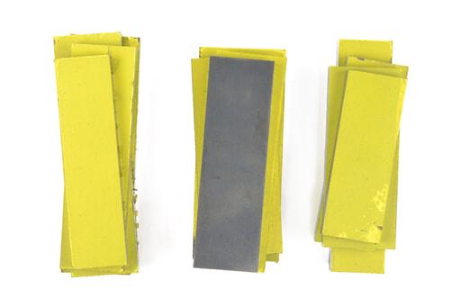 いろいろなアルミ板(A2017) 板厚12mm(約67×185mm以下) 約3.2kg入り