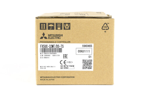 三菱 CPUユニット FX5UC-32MT/DS-TS (18年4月製)