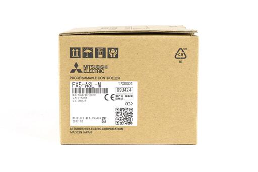 三菱 AnyWireASLINKシステムマスタユニット FX5-ASL-M (17年10月製)