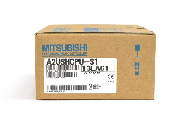 三菱 CPUユニット A2USHCPU-S1 (14年1月製)