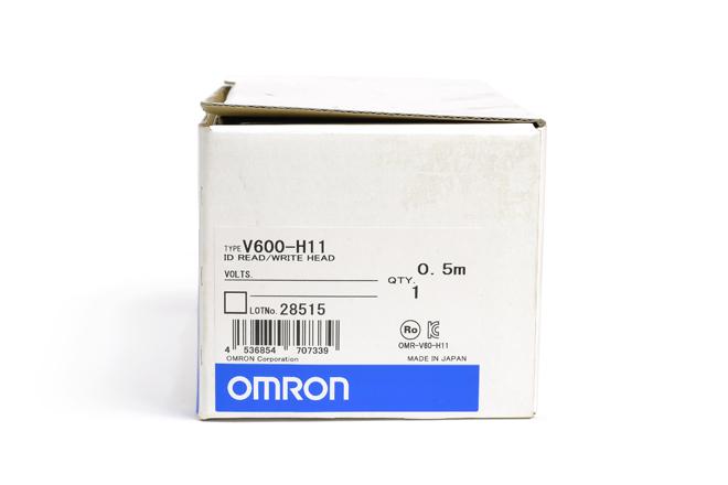 オムロン リードライトヘッド V600-H11 (0.5m)