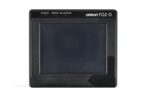 オムロン タッチファインダ FQ2-D30 (バージョン:2.01)