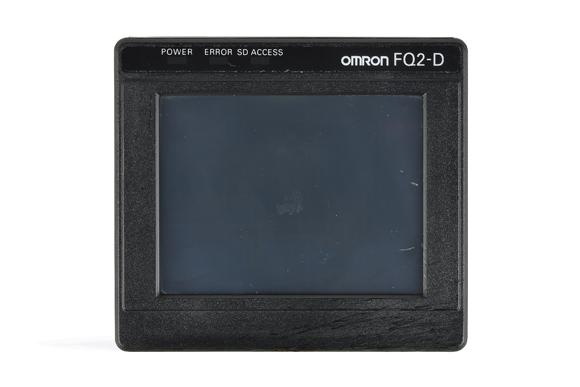 オムロン タッチファインダ FQ2-D30 (バージョン:1.91)