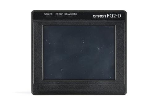 オムロン タッチファインダ FQ2-D30 (バージョン:2.00)