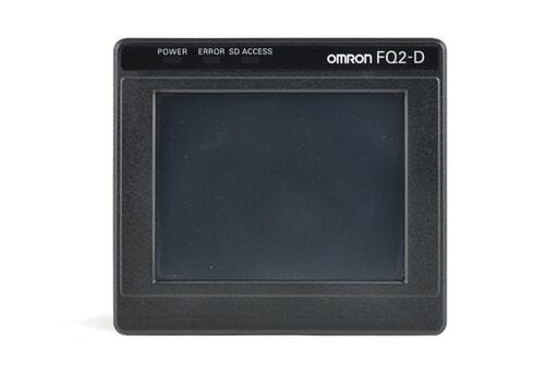 オムロン タッチファインダ FQ2-D30 (タッチペンなし・バージョン:2.00)
