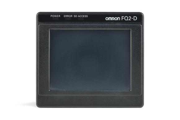 オムロン タッチファインダ FQ2-D30 (タッチペンなし・バージョン:2.01)
