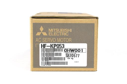 三菱 サーボモータ HF-KP053