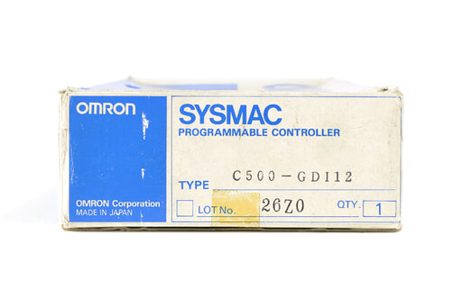 オムロン CRTインターフェースユニット C500-GDI12 (90年12月製)