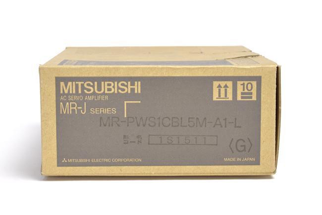 三菱 サーボモータ電源ケーブル MR-PWS1CBL5M-A1-L