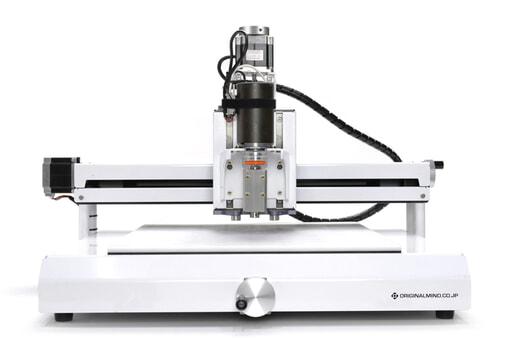 オリジナルマインド KitMill SR420 基板加工アタッチメント搭載  (組立済・オプション付)
