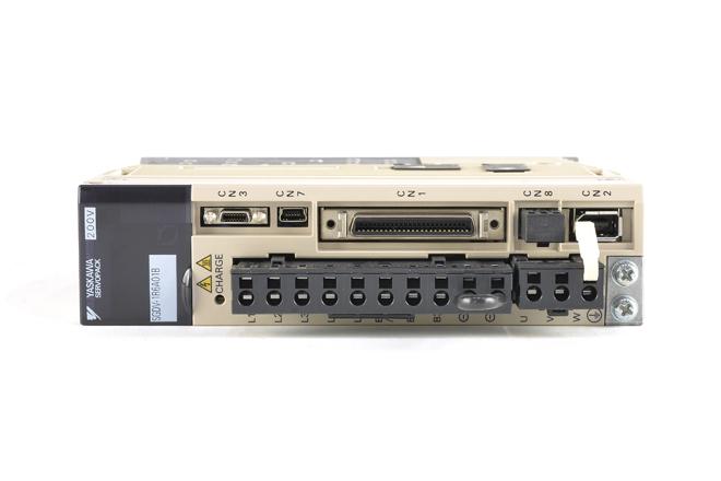 安川電機 ACサーボパック SGDV-1R6A01B (ソフトVer0024)