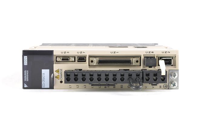 安川電機 ACサーボパック SGDV-2R8A01A (ソフトVer0024)