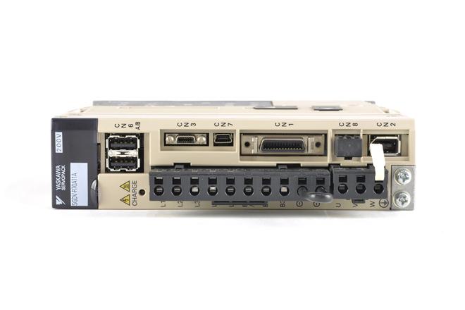 安川電機 ACサーボパック SGDV-R70A11A (ソフトVer0020)