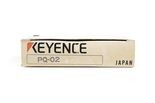 キーエンス アンプ中継型ミニ光電センサ PQ-02