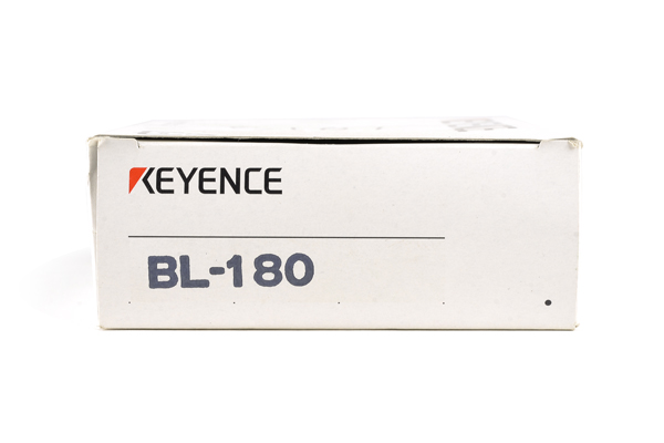 キーエンス 超小型CCD式バーコードリーダ フロントタイプ BL-180