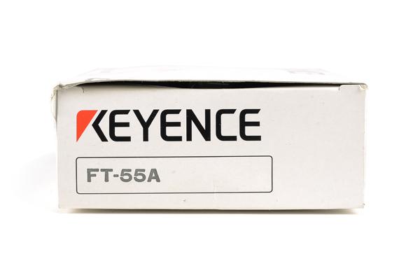 キーエンス アンプユニット パネル取付タイプ NPN FT-55A (07年10月製)