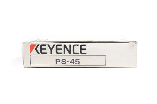キーエンス 反射型センサヘッド 汎用タイプ 長距離型 PS-45