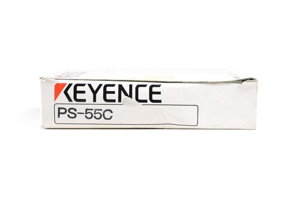キーエンス 透過型センサヘッド 汎用タイプ 長距離型 コネクタ付 PS-55C