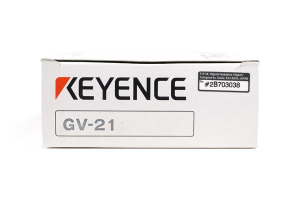 キーエンス アンプユニット 親機 NPN GV-21 (07年2月製)