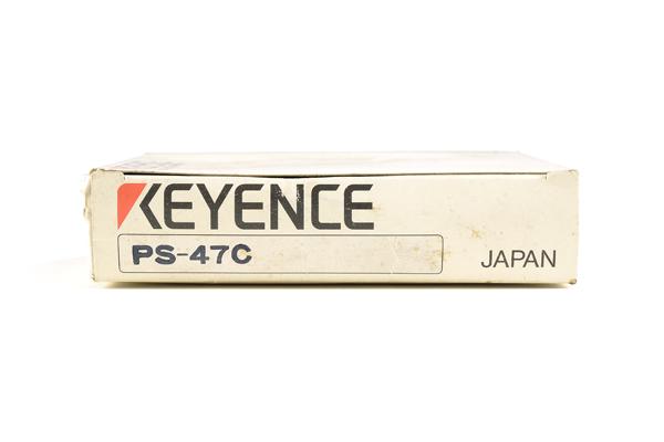 キーエンス 反射型センサヘッド 汎用タイプ 小スポット型 コネクタ付 PS-47C